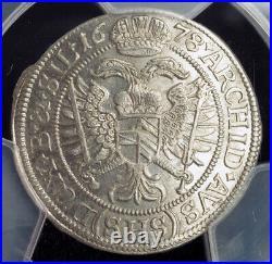 1678, Silesia, Emperor Leopold I. Silver 6 Kreuzer. Breslau! Top Pop! PCGS MS64