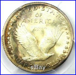 1917-S Standing Liberty Quarter 25C Coin PCGS MS67 $4,500 Value Top Pop 2
