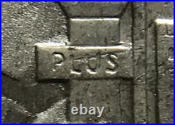 1957 (63) Spain 5 Pesetas PCGS MS65 TOP POP Gold Shield