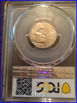 2005-P Western Waters Jefferson Nickel PCGS MS68 MINT ERROR TOP POP 2/0 LOOK