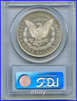 C12565- 1878 7tf Vam-141 Tripled Star Top 100 Morgan $1 Pcgs Ms63 Pl Pop 2/4