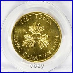 Canada (1983) $1 RCM Test Token TT-100.11 PCGS MS-68 Top Pop